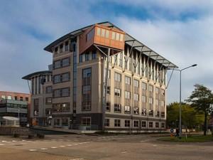business park Hilversum voorgevel